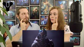 «Destiny 2: Отвергнутые» - «Последний бой стрелка» | Реакция