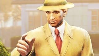Fallout 4 - Prevent The Great War (Kill Vault Tec Salesman)