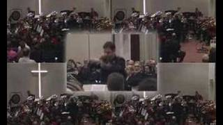 Amsterdam Staff Band - Toccata in D minor (Brass Band)
