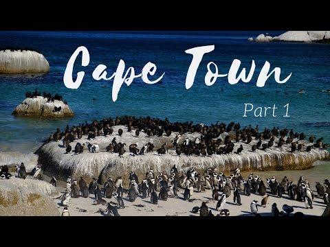 Cape Town - Bölüm 1: Waterfront, Company's Garden, Kirstenbosch, Cafe Caprice & Zulu Dansı⎮Vlog