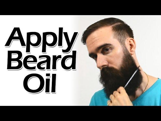 beard needs oil