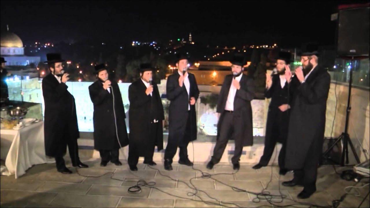מקהלת מלכות ובנה ירושלים קליפ ווקאלי | Malchus Choir U'Vneh Yerushalayim Acapella Clip