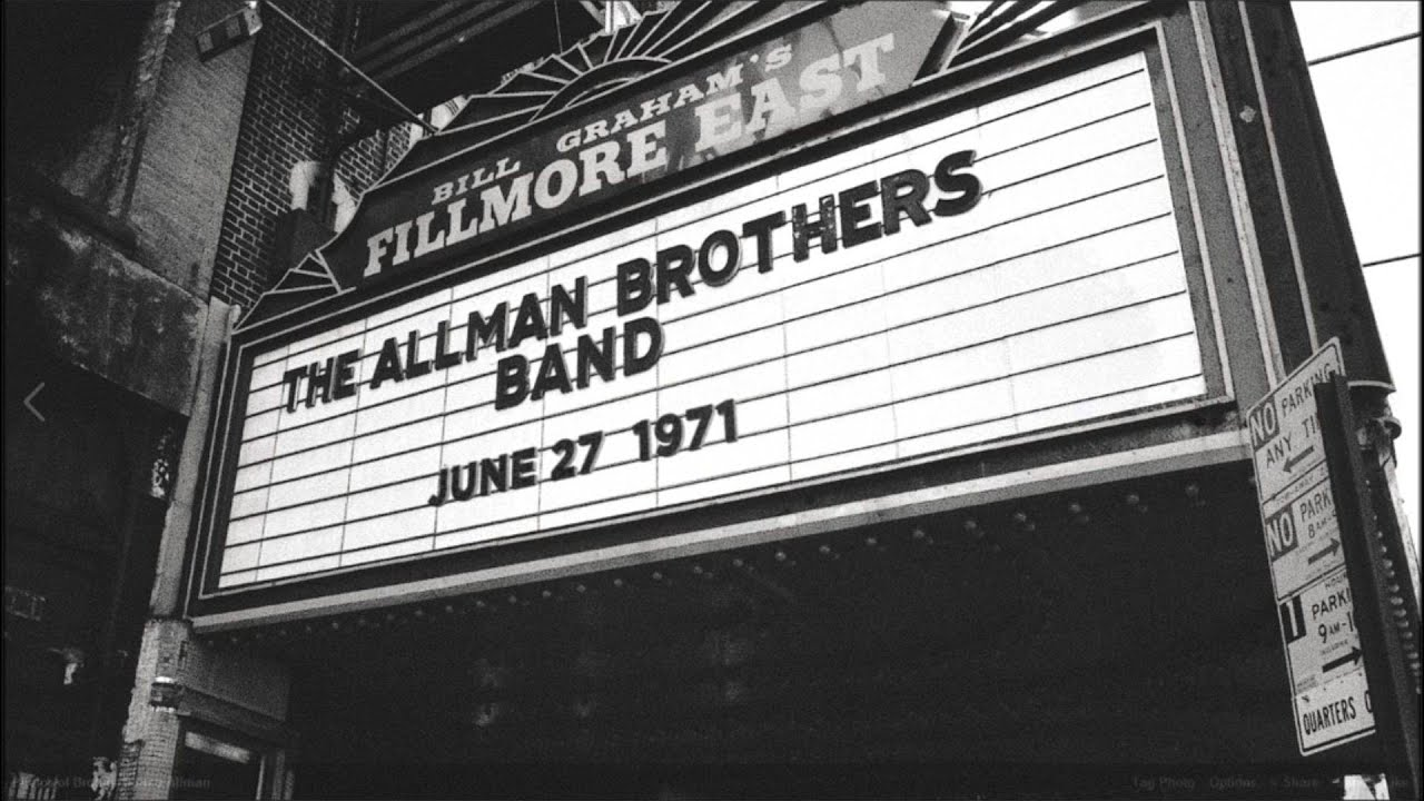 Bill Graham 6 27 71 Fillmore East Opening Introduction Of