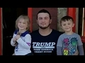 Why Trump gave this single dad $10K