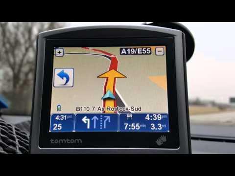 TomTom Truck Europe on TomTom One