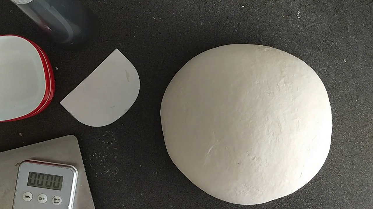 Bosch Mum6 Mum6n21 Roccbox Pizza Testing Dough Recipe In Mum6