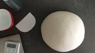 Bosch MUM6 mum6N21 / Roccbox pizza testing dough recipe in mum6