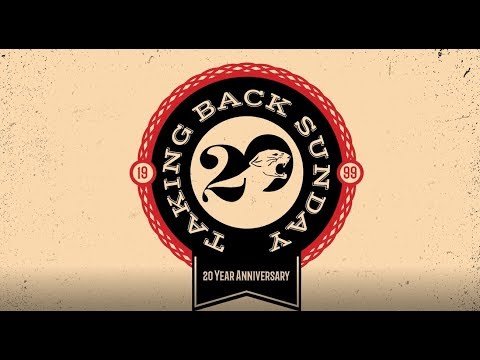 Taking Back Sunday - 20 Year Anniversary Celebration 2019! Mp3