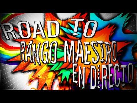 ¿Nueva SERIE en el CANAL? ROAD to RANGO MAESTRO MODO ARENA #1 !!!!!!!!!!!!!!!!!!!!