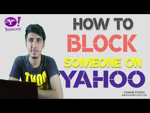 How To Block/Unblock Someone Email On Yahoo Mail?