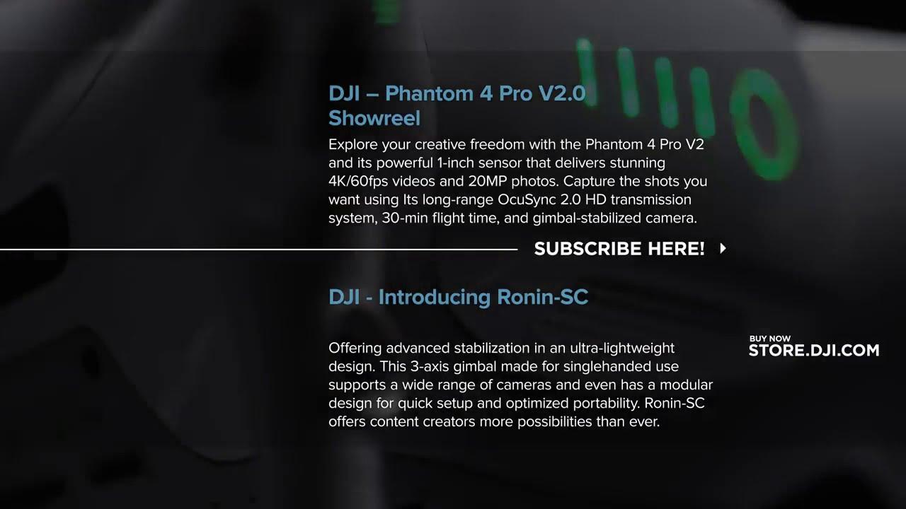 DJI Phantom 4 Pro V2 0 is back фотки