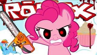 Proprietà ROBLOX . Pinkie Pie è male
