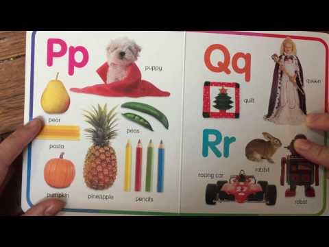 Learning ABC from Reading Book - Storytime by Amy
