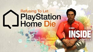 The Fans Who Refuse to Let PlayStation Home Die | IGN Inside Stories
