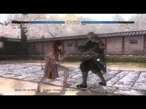 KASUMI vs BRAD WONG