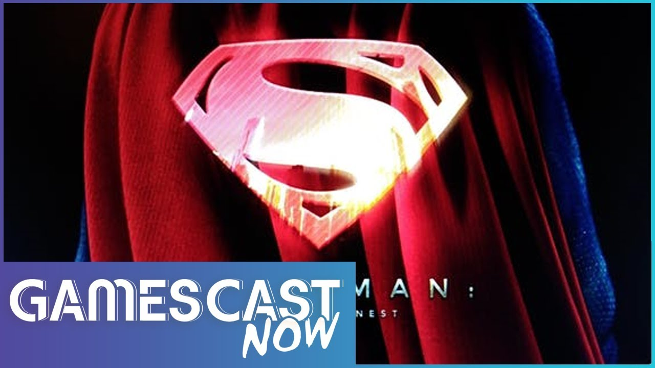 Where Is Rocksteady's Superman Game?? - Gamescast Now Ep.45 (T.1)