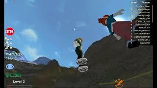 falling 262 meters in roblox