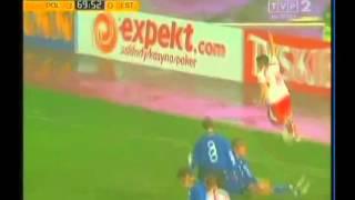 Poland 4:0 Estonia 2007