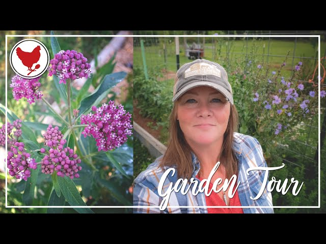 GARDEN TOUR - Week 3   A Good Life Farm