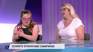 "Down's syndrome: Campaign to change ""discriminatory"" abortion law in UK 
