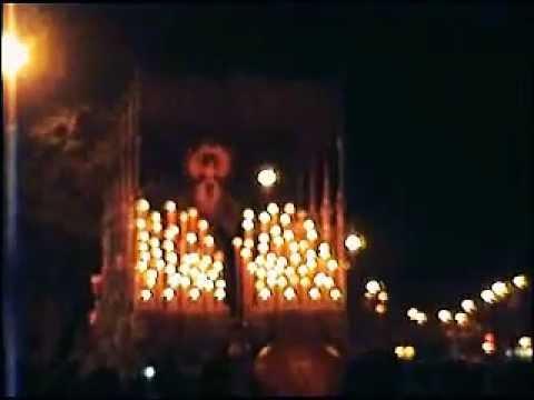 Virgen de Consolacion .Saludo asilo Hermanitas de los pobres C/Luis Montoto