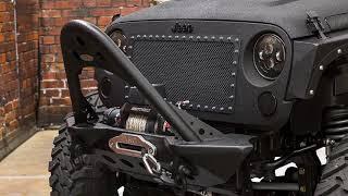 2015 Jeep Wrangler Unlimited Rubicon HEMI SEMA Show Truck - G546045 - Exotic Cars of Houston