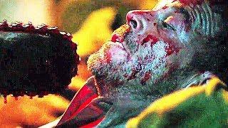 Leatherface - Trailer HD +18 [Prelúdio, O Massacre da Serra Elétrica]