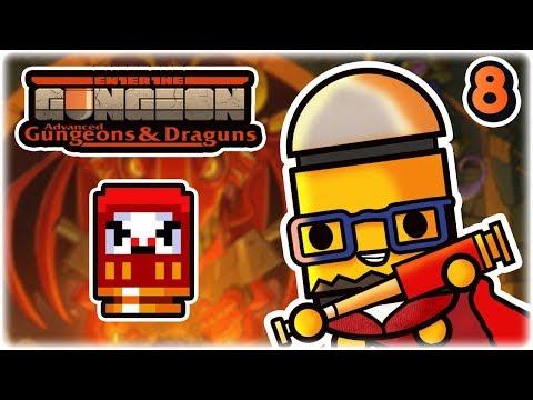 Daruma | Part 8 | Let's Play: Enter the Gungeon Advanced Gungeons and Draguns | PC AG&D Gameplay