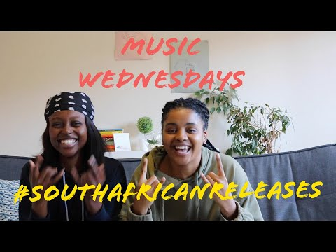 Music Wednesdays || South African YouTuber  || Reaction To Recent South African Releases