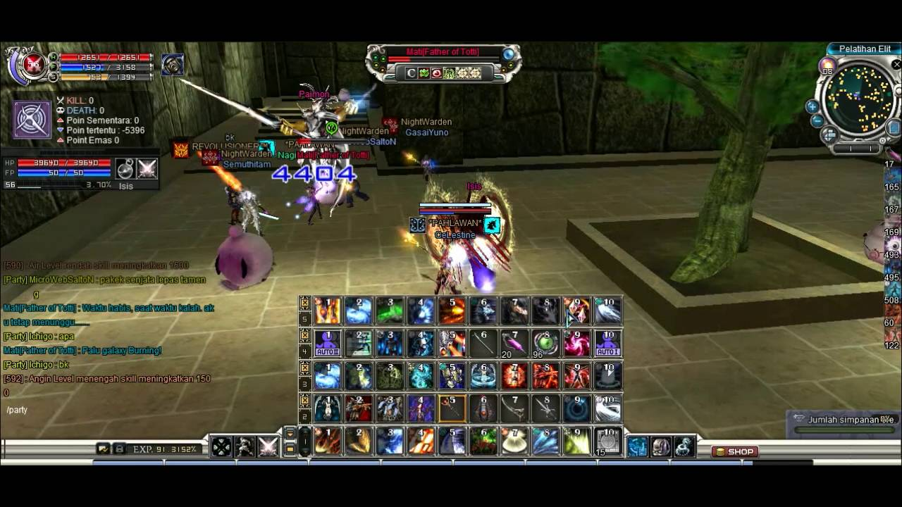 upcrafdo - Rf online cora leveling guide