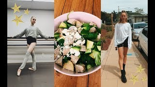 What I Eat In A Day |   Healthy Ballerina