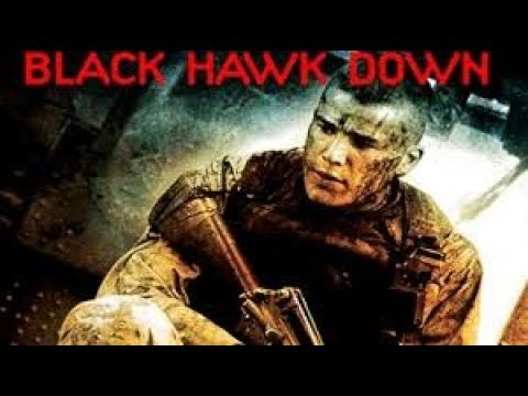 BLACK HAWK DOWN Best Action Movies Best Hollywood 2019