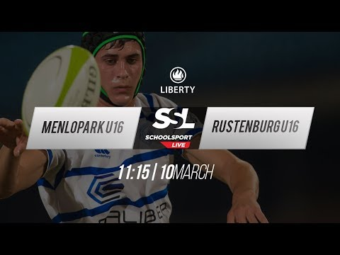 Menlopark U16A vs Rustenburg U16A, 10 March 2018