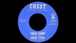 Chuck Fayne & The Hollywood Favorites - Tokyo Stomp