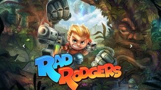 Rad Rogers: World One - Early Access Gameplay [Classic Platforming]