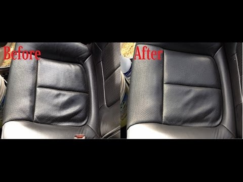 How to clean Leather Car Seats: Easy, No Tools Required, Guaranteed Results!