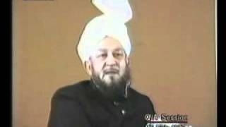 An Advice of Hadharat Khalifat-ul-Masih IV to Poets