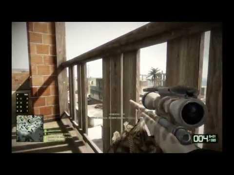 Kill Montage | Battlefield Bad Company 2 (PC)
