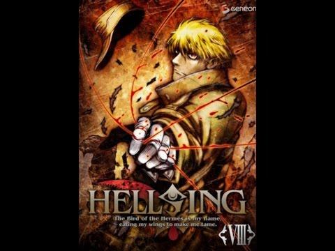 Amv the Captain Hans (Hellsing)