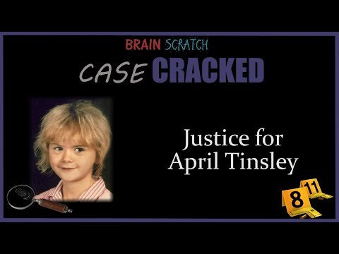 Case Cracked: Justice for April Tinsley