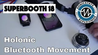 Superbooth 2018 Holonic Systems