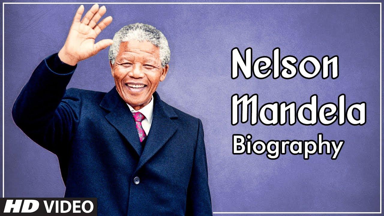 Nelson Mandela   One Man   Full Story