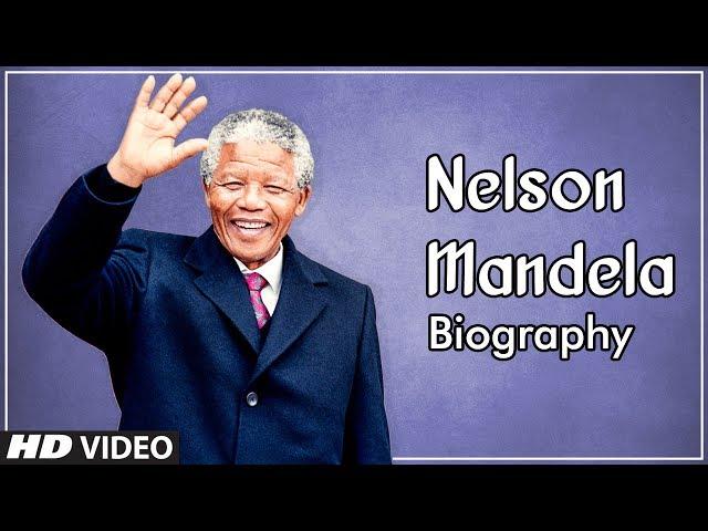 Nelson Mandela | One Man | Full Story
