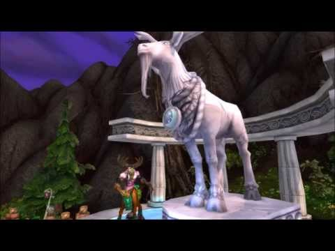 Lore Tour - How to Role Play a Night Elf