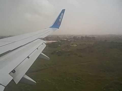 Eritrea  Asmara  Landing plane  Aterrizando avión en aeropuerto  2016