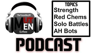 MUT LEAKS ON AUCTION HOUSE BOTS, BROKEN RED CHEMS, EXPOSING THE CODE - THE MUT MEN PODCAST #131
