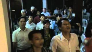 Hội Thánh Thờ phượng Chúa - Chương trình ISOM - LIÊN ĐOÀN TRUYỀN GIÁO PHÚC ÂM