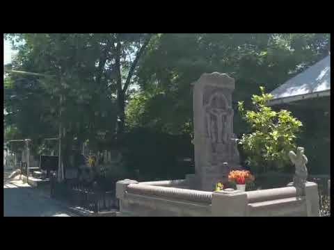 Боткинское кладбище в Ташкенте, Узбекистан