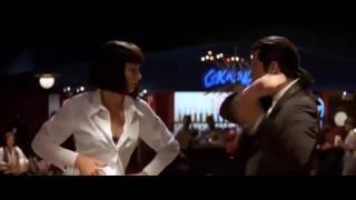 uma thurman john travolta pulp fiction dance scene
