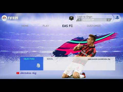 Game Android Offline FIFA 14 Mod FIFA 19 V.2.6.2.4 (Review) - 동영상